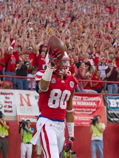 Kenny Bell at Nebraska
