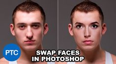 Photoshop tutorial showing you how to swap faces. In this tutorial, I will show…