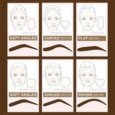 Eye-brows for every face.