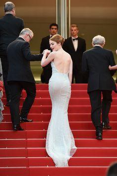 Emma Stone Cannes 2015