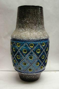 Mid Century Modern Bitossi Vase