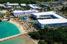 Go all-inclusive at the Riu Palace Resort in Jamaica: Riu Palace Resort in Montego Bay, Jamaica