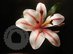 Lirio: Flores de azúcar módulo PME en La tienda Americana