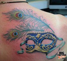 Gareth 'Big G' Unwin - Colour Tattoo   Big Tattoo Planet