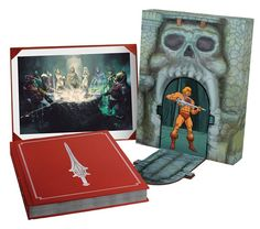 ART OF HE-MAN AND THE MASTERS OF THE UNIVERSE LIMITED EDITION Announcement - Mania.com