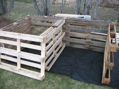 återvinning | Plants and seeds kompost insektshotell lastpallar