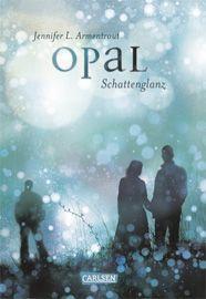 """In """"Opal - Schattenglanz"""" setzt Jennifer L. Armentrout auf eine Kombination aus Romantik und Action. Die Achterbahnfahrt zwischen Harmonie und Gefahr ist kurzweilig, unterhaltsam und ein Muss für Fans der Buchserie."""