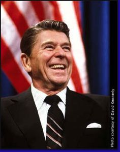 Ronald Reagan - 40th President of the USA