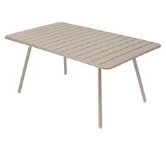 Table 165 x 100 cm Luxembourg Muscade 685€