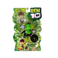 Ben-10 Upghuck (Error Card) Action Figure   ToyZoo.com