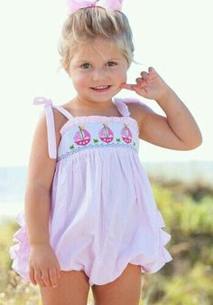 a1100f99a7 29 Best Smocked children clothing images | Children clothes ...