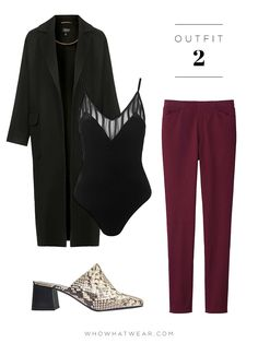 Treggings Are a Thing—Here's How to Wear Them via @WhoWhatWear