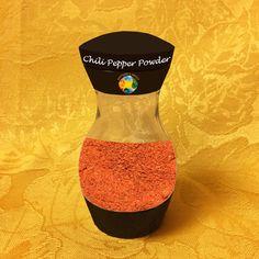 Chili Pepper Powder 50 Gram Shaker Bottle