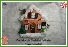 Hola! Hoy vamos a elaborar esta hermosa casita en fieltro para decorar nuestro árbolesta navidad espero te guste y sea de utilidad el tut...