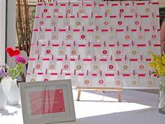seating plan para una boda bautizo. Wedding. Distribución de mesa para boda bautizo. Celebraciones y eventos personalizados