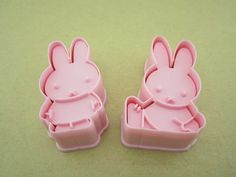 Miffy Cookie Cutters via ebay #Cookie_Cutter #Miffy