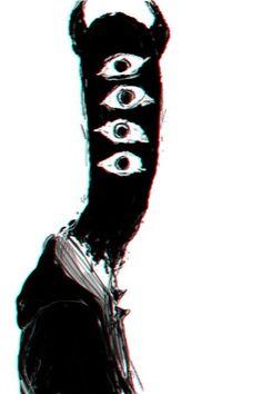 Punpun is so sad Manga Anime, Manga Art, Anime Art, Bonne Nuit Punpun, Goodnight Punpun, Manhwa, Dark Men, Art Prompts, Creepy Art