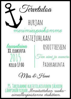 Viva la Henni: Ristiäiskutsu Horn, Party, Bb, Horns, Parties, Antlers