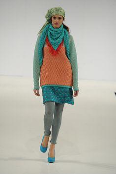 Graduate Fashion Week - Edinburgh College of Art, Marie Leiknes.