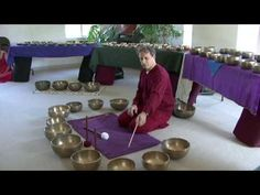 The Magic of the Singing Bowls - Profound Himalayan Sounds - YouTube