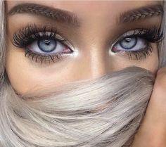 Braided Eyebrows selber machen