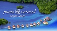 This is where my wife and I are going to spend a few days on our honeymoon to Panama.