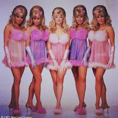 Austin Powers and the dreaded Fembots