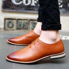 Men Oxford Shoes 2017 | Furrple