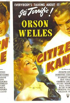 Citizen Kane by Orson Welles (1941)