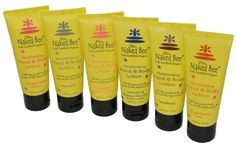 Naked Bee Hand  Body Lotion 225 Oz Sampler Pack of 6 -- Be sure to check out this awesome product.