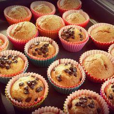 Doğum günü muffinsiz olmaz dedik :):)