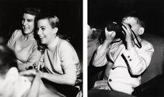 Laughing, c.1943