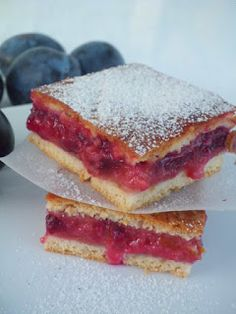 Torte Cake, Hungarian Recipes, Food For A Crowd, Sweet Cakes, Winter Food, Tart, Sandwiches, Good Food, Food And Drink