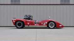 1969 Lola T163 Can Am Race Car Chassis No. SL163/20 , once owned by CULT Sports Cars, NZ