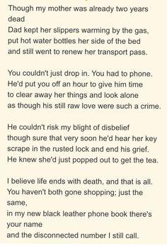 long distance 2 poem