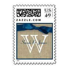 >>>best recommended          Blue Monogram Ribbon and Burlap Love Postage Stamp           Blue Monogram Ribbon and Burlap Love Postage Stamp We have the best promotion for you and if you are interested in the related item or need more information reviews from the x customer who are own of them...Cleck Hot Deals >>> http://www.zazzle.com/blue_monogram_ribbon_and_burlap_love_postage_stamp-172612217489602020?rf=238627982471231924&zbar=1&tc=terrest