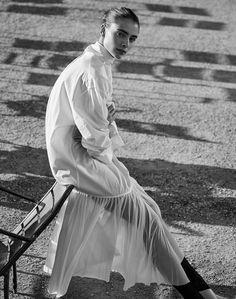Vogue Mexico April 2017 Romy Schonberger by Daniel Riera - Fashion Editorials