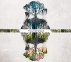 New Album Artwork by Chris Valentine, via Behance
