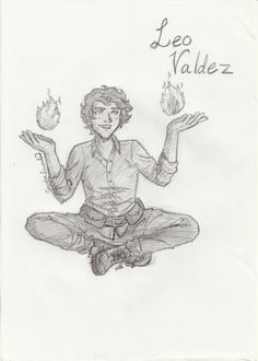 The Seven- Leo Valdez by Sandra-13.deviantart.com on @deviantART