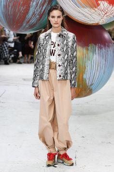 Ganni Spring/Summer 2017 Ready-To-Wear Collection | British Vogue