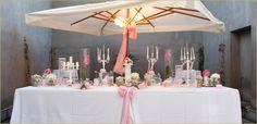 Sweet Table in primavera http://www.nozzemeravigliose.it/matrimonio/location/napoli/villa-eugenia/334