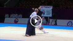 Best Demonstration of Aikido-Jo Dori