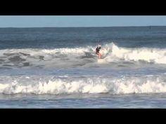 Tatiana Weston-Webb Surfing Pintree's: Hanalei Kaua'i