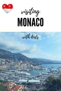 Monaco ⋆ Family Travel with Ellie