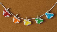Mini Briefs pattern by Brenna Eaves