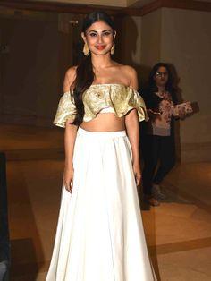 Mouni Roy at #Naagin season 2 launch event in Mumbai. #Bollywood #Fashion #Style #Beauty #Hot #Sexy