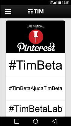#TimBeta #TimBetaAjudaTimBeta #TimBetaLag