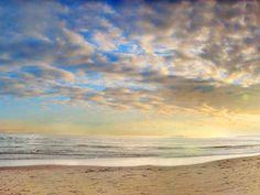Beautiful Beach Sunrise Wrightsville Beach, NC