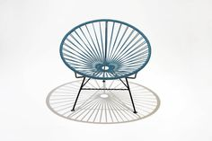 <div>At Domino, we love pieces that combine furniture and art. We think the distinction between whether a piece should be functional or artistic is more blurred then most and that's why we adore the Sayuita Lounge Chair. The woven bands and sturdy steel frame make for the perfect relaxation chair and the lines and contours created by the</div><div>design strike a beautiful balance between the industrial and the space age--referencing the bold imposition of suspensio...