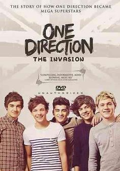 Kevin MacLeod/Rebecca Smith/One Direction - One Direction: The Invasion